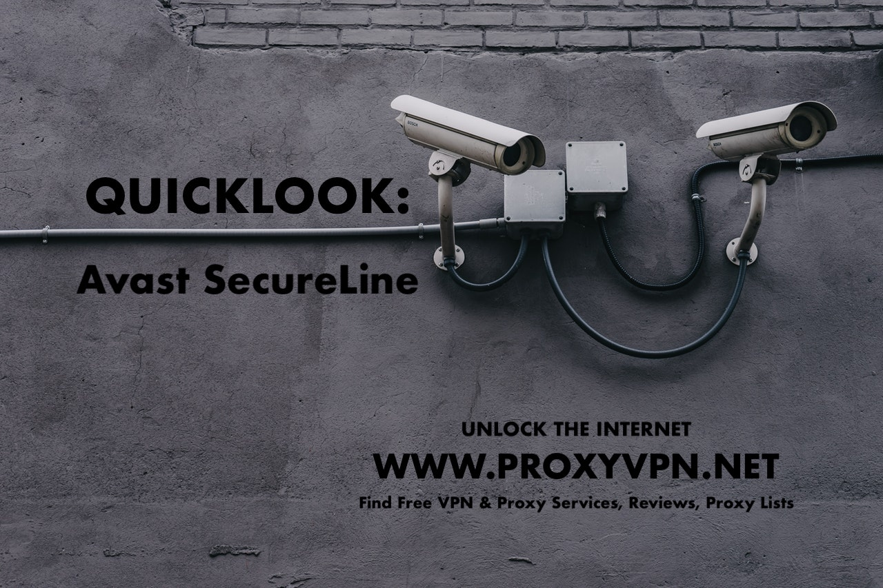 QuickLook: Avast SecureLine