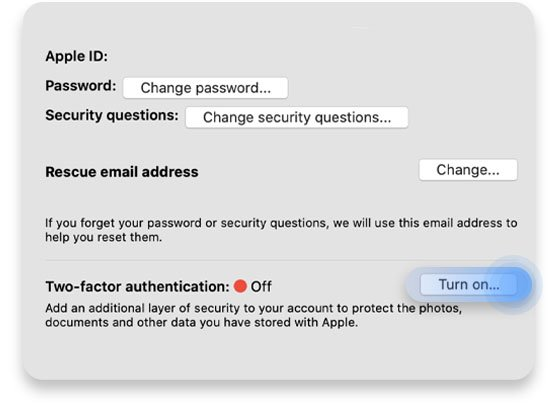 What is two-factor authentication and how to enable it?